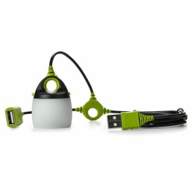 Portable Chainable USB Waterproof LED Camping Lantern Tent Light