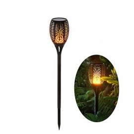 Light Control Solar Torch LED Outdoor Lawn lamp Courtyard Decoration