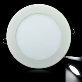Round Style 16W 6000-6500K 1550LM Warm White 160-LED Light Panel White (AC 85~265V)