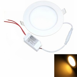 CXHEXIN MB12W-Y 12W 1080LM 3000K Warm White Light 24 SMD5630 LED Ceiling Lamp (85-265V)