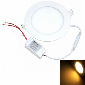 CXHEXIN MB9W-Y 9W 840LM 3000K Warm White Light 18 SMD5630 LED Ceiling Lamp (85-265V)
