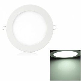 Round Shape 16W 6000-6500K 1050LM LED White Panel Lamp White (85-265V)