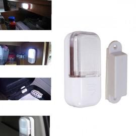 Wireless LED Magnetic Sensor Night Light For Drawer Cabinet Wardrobe