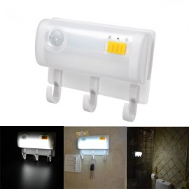 Wireless PIR Motion Sensor LED Magnetic Night Light