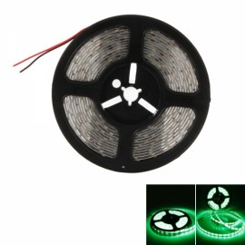 5M 36W 5630SMD 300 LED Waterproof Green Light Flexible Soft Light Strip (12V)