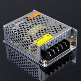 12V 5A 60W AC/DC Switch Power Supply Driver for LED Strip Light