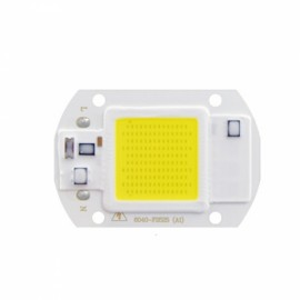 20W 1800LM LED Flood Light DIY COB Chip Bulb Bead 60x40mm AC220V White Light