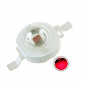 3W 10pcs High Power Led Intensity SMD COB Light Red
