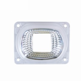 1Set LED COB Grow Chip Lens Reflector 50W 30W 20W 230V For LED Flood Light