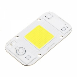 50W White COB LED Chip Floodlight Spotlight AC220-240V