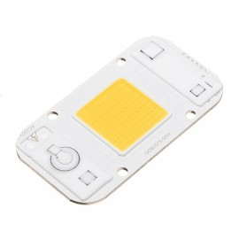 50W Warm White COB LED Chip Floodlight Spotlight AC220-240V