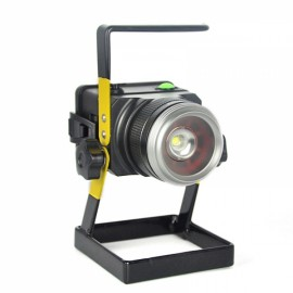 30W LED Portable Emergency Work Floodlight Waterproof Rechargeable