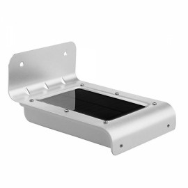 16 LED Solar Power Motion Sensor Wall Light Garden Yard Waterproof Sound Control