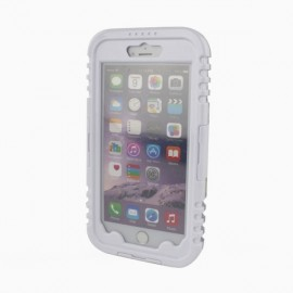 "6 Meters Underwater IP-68 Waterproof Protective Case for iPhone 6 Plus/6S Plus 5.5"" White"