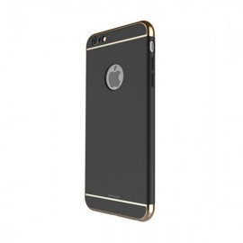 Joyroom Ultrathin Aluminum Alloy Bumper & Back Cover for iPhone 6/6S Black