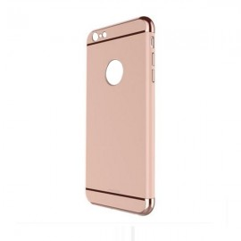 Joyroom Ultrathin Back Cover & Bumper Frame for iPhone 6 Plus/6S Plus Rose Golden