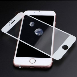 0.3mm Explosion-proof Tempered Glass Screen Protector for iPhone7 Plus White