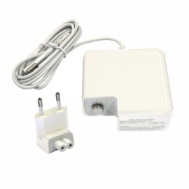 85W Charger Power Adapter for Apple Macbook Elbow/L-Head EU Plug