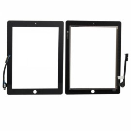 Digitizer Assembly Touch Screen for iPad 3 Black
