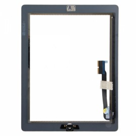 Touch Screen Half Assembly for iPad 3/The New iPad White