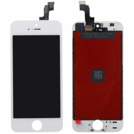 LCD Touch Screen Assembly for iPhone 5SE White