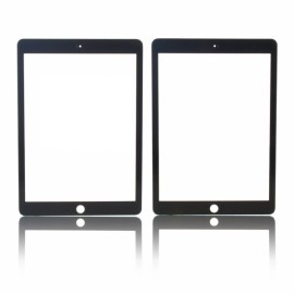 Replacement Glass Lens Screen for iPad Air Black