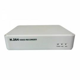 Panice PA-8904H-SM 960H 4-Channel H.264 CCTV Digital Video Recorder Surveillance DVR White
