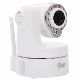 NEOCoolcam NIP-009BHE Wireless Two-way Aduio Indoor P2P IP Camera White