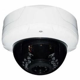 IPCC-D12 720P HD P2P H.264 ONVIF Dome IP Camera White