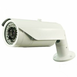IPCC-B12 2.8-12mm 720P HD P2P H.264 ONVIF Infrared Waterproof Outdoor IP Camera White