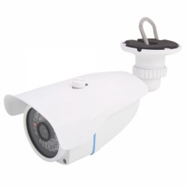 "1/3"" CCD 700TVL 36-IR LED Flat Base Inner Line Security Camera with OSD Line"