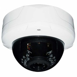IPCC-D22L 1080P HD P2P H.264 ONVIF 2.2 Dome IP Camera with IR-CUT White