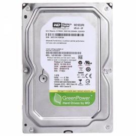"""1TB 64MB 7200RPM SATA2 3.5"""" Hard Drive WD10EURX"""