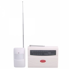 8-Zone Intelligent anti-interference Security Burglar Alarm System