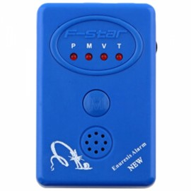 HG-0041 Wet Alarm Baby Monitor Blue (2 x AAA)