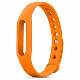 Xiaomi Smart Replacement Silicone Bracelet Wrist Band Orange
