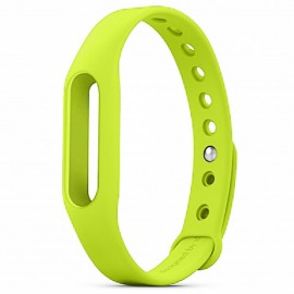 Xiaomi Smart Wristband Silicone Replacement Belt Strap Bracelet Yellow Green