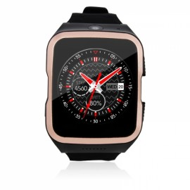 ZGPAX 3G Android 5.1 OS MTK6580M Multifunctional Smart Watch Golden