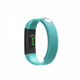 ID115HR Heart Rate Monitor Smart Bracelet Bluetooth Waterproof Watch Green
