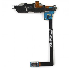 Replacement Home Button Flex Cable for Samsung Galaxy Note4 N910 White