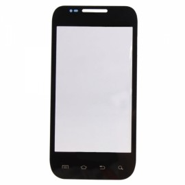 Glass Lens for Samsung Fascinate i500 Black