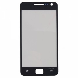 Glass Lens for Samsung Galaxy S2 i9100 White