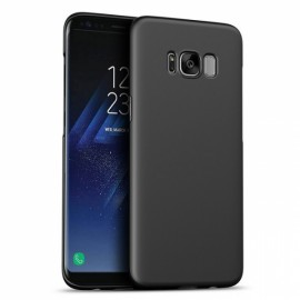 Ultra Thin Silky Hard PC Back Case Cover for Samsung Galaxy S8 Plus Black