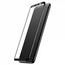Baseus 3D Surface Explosion-Proof Screen Protector Front Protective Film for Samsung Galaxy S8 Black