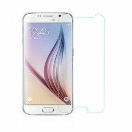 Angibabe Buff Explosion-proof Screen Protector for Samsung S6 G920 Transparent