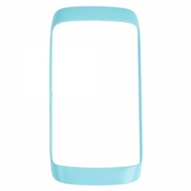 Plastic Faceplate Cover for Blackberry 9860 9850 Light Blue