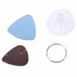 Suction Cup + 2 Plastic Picks for Cellphone Repair