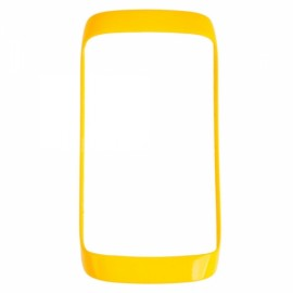 Plastic Faceplate Cover for Blackberry 9860 9850 Yellow