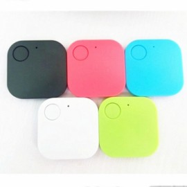 Item Finder Tracker Smart Bluetooth V4.0 GPS Locator Anti-lost Device Green