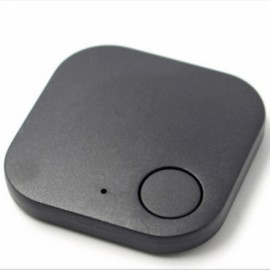 Smart Bluetooth V4.0 GPS Locator Item Finder Tracker Anti-lost Device Black